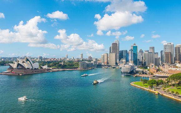 Seule vitesse datant de Sydney