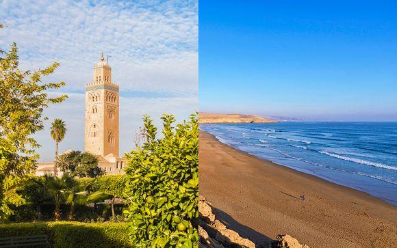Movenpick Mansour Eddahbi 5* et Sofitel Thalassa Sea & Spa 5*