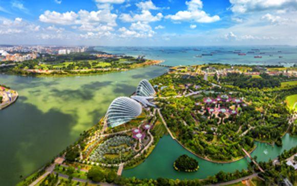 Mettez une option sur l'évasion à Singapour