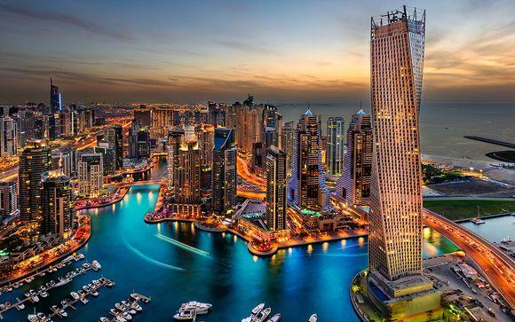 Rendez-vous... à Dubaï et à l'île Maurice