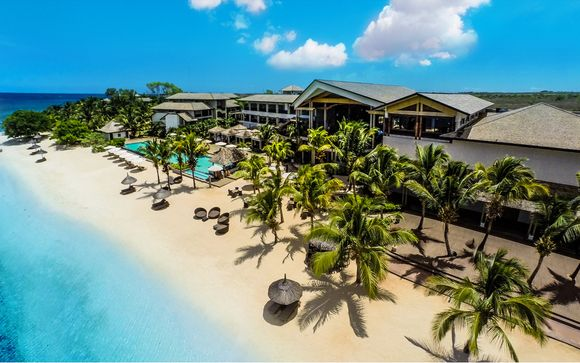 Poussez les portes de l'Intercontinental Mauritius Resort 5*