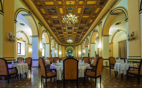 Poussez les portes de l'hôtel Nacional 5* à la Havane