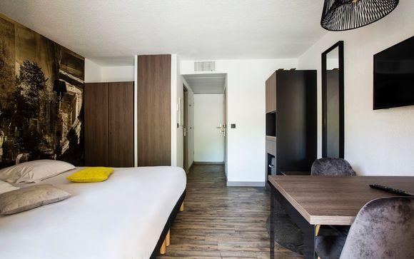 Poussez les portes de votre hôtel-club résidence