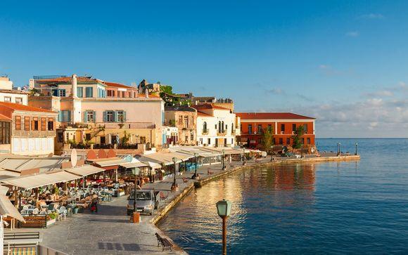 Rendez-vous... en Crète