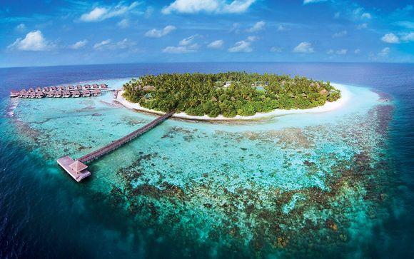 Outrigger Konotta Maldives Resort Grand Luxury 5*