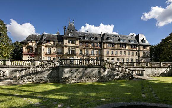 Château de Montvillargenne 4* - Chantilly - Jusqu'à -70% | Voyage Privé