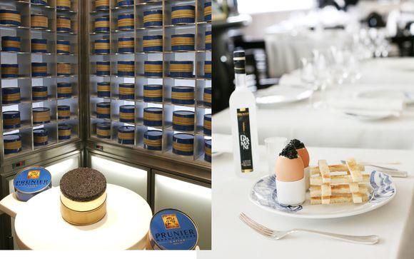 Café Caviar Prunier