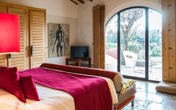 Poussez les portes de l'hôtel Domaine de Capelongue 4* à Bonnieux