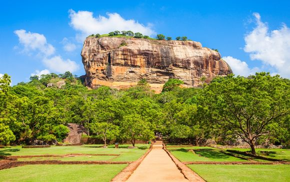 Circuit découvertes srilankaises et extension au Citrus Waskaduwa 5*