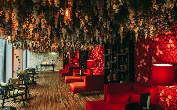 Poussez les portes de l'hôtel Hôtel Torel Avantgarde 5* à Porto