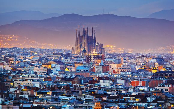 Rendez-vous... à Barcelone