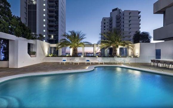 Poussez les portes de votre hôtel à Perth