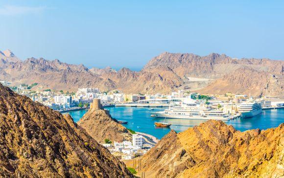 Rendez-vous... à Oman