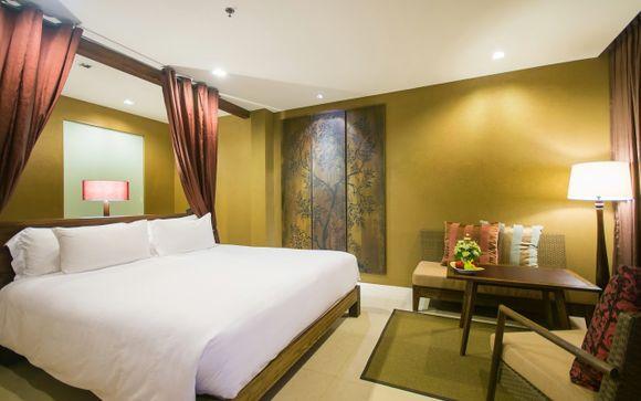 Poussez les portes de l'hôtel Sunsuri 5*