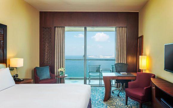Poussez les portes de l'hôtel Sofitel Jumeirah Beach 5*