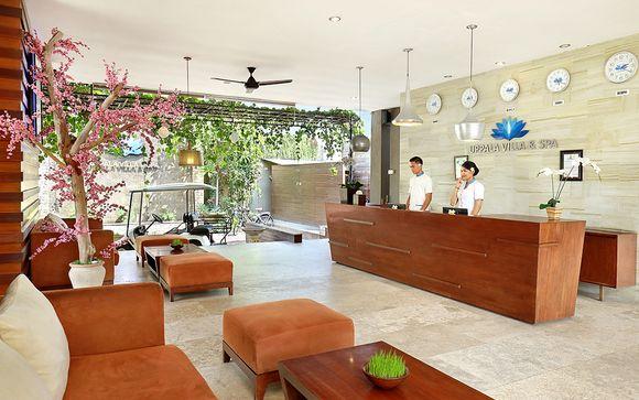 Poussez les portes de l'hôtel Uppala Villa & Spa Umalas 4*