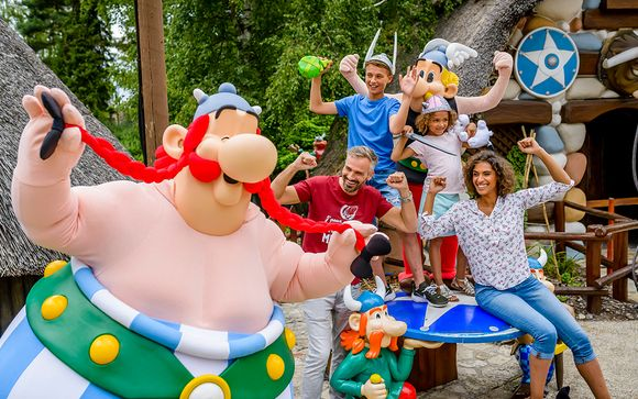 Bienvenue au Parc Asterix !