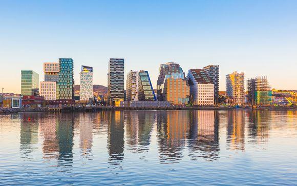 Votre extension et pré-extension possible à Oslo