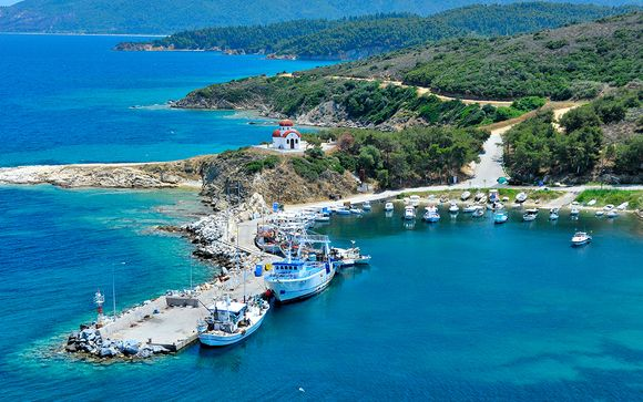 Rendez-vous... à Halkidiki