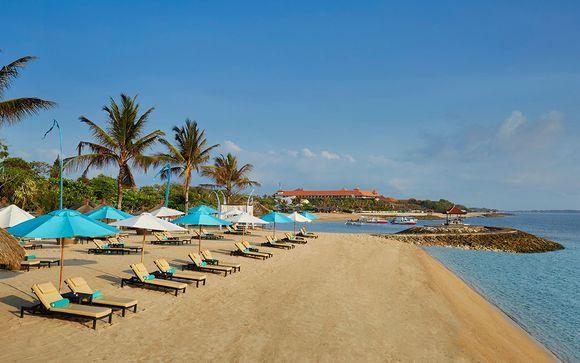 Poussez les portes de l'hôtel Sol Beach House Bali Benoa 5* à Benoa