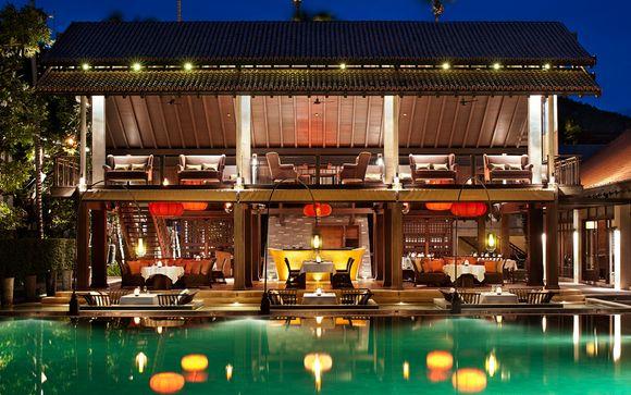 Poussez les portes de l'hôtel Méridien Koh Samui 5*