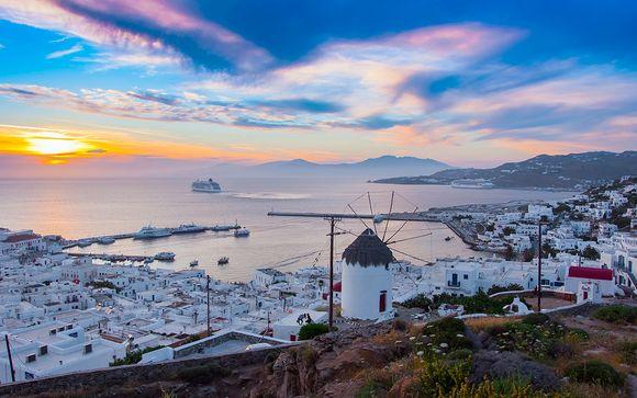 Rendez-vous... à Mykonos