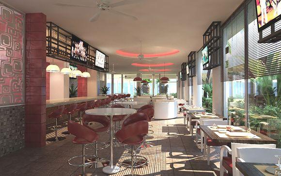 Poussez les portes de l'hôtel Melia Internacional 5* à Varadero
