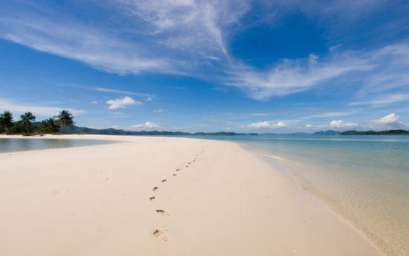 Mettez une option sur l'évasion à Phuket