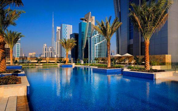 Votre pré-extension possible à Dubaï (offre 2)