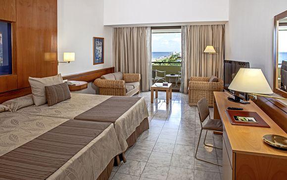 Poussez les portes de l'hôtel Melia Habana 5* à La Havane