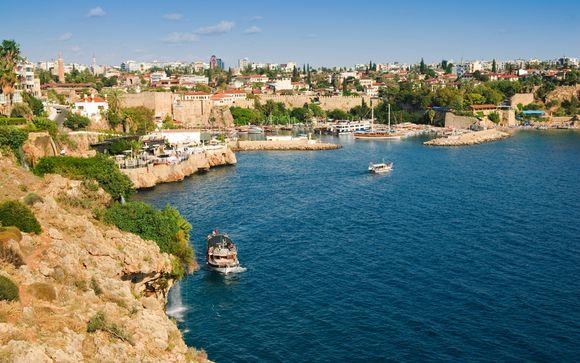Rendez-vous... dans la province d'Antalya