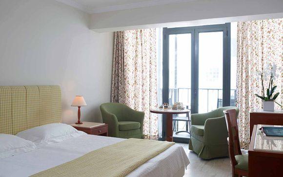 Poussez les portes du Mitsis La Vita Hotel 4*