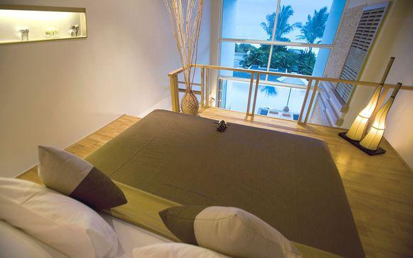 Offre 2 : séjour à l'Aleenta Phuket Resort & Spa 5* puis découverte possible de la région
