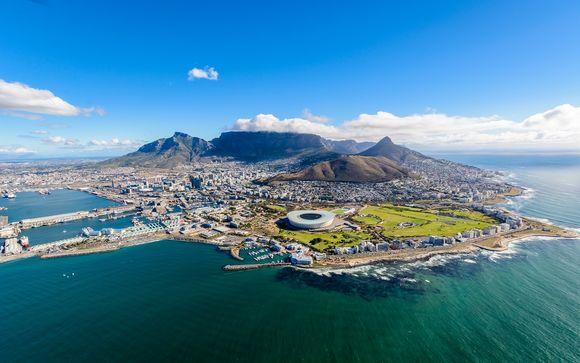 Rendez-vous... à Cape Town