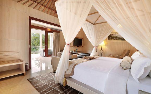 Poussez les portes de l'hôtel Seres Spring Resort 5* à Ubud