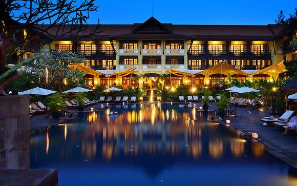 Votre hébergement en hôtel à Siem Reap