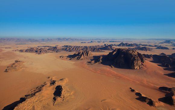 Découverte de la Jordanie et extension 5* à Aqaba
