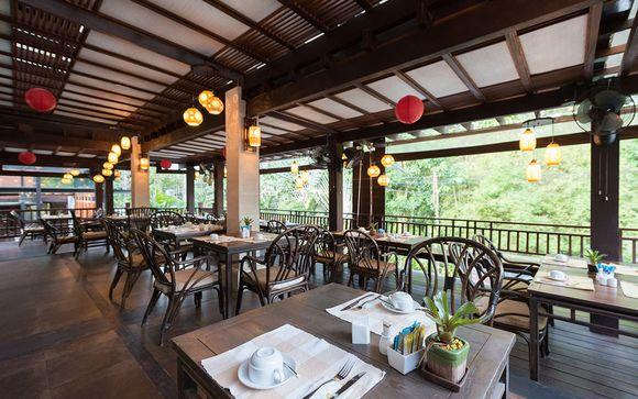 Poussez les portes de l'hôtel Khaolak Oriental Resort 4* - Adult Only