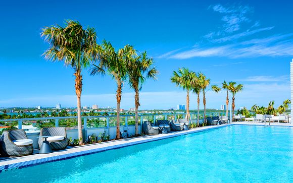 Hôtel TRYP by Wyndham Miami Bay Harbor 4*