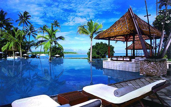 Hôtel Oberoi Lombok ***** Luxe