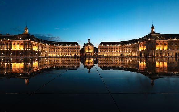 Hôtel Golden Tulip Bordeaux Euratlantique 4*