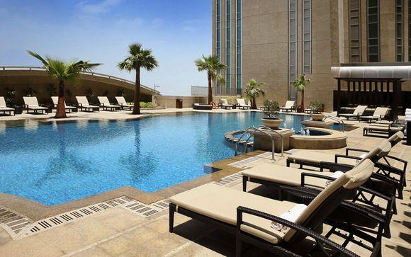 Votre stopover possible à Abu Dhabi