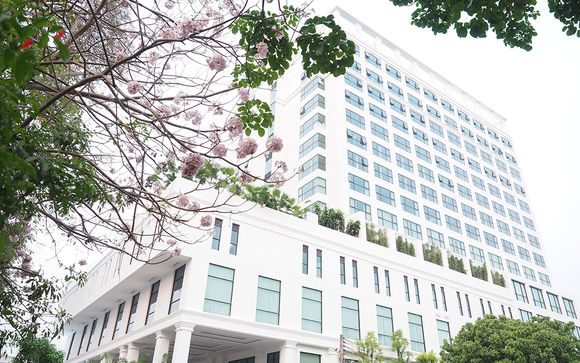 Poussez les portes de l'hôtel The Empress Premier 5* à Chiang Mai