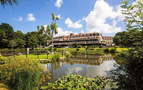 Poussez les portes du St Pierre Park Hotel, Spa & Golf Resort 4*