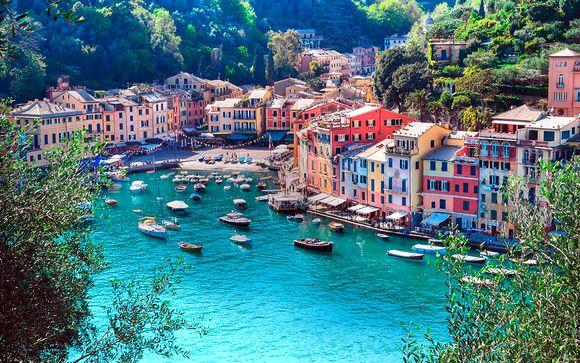 Virée de charme sur la Riviera italienne