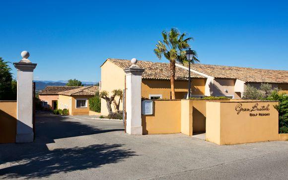 Poussez les portes de l'Estivel Les Villas Green Bastide
