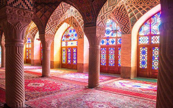 Circuit les merveilles de l'Iran en 9 ou 11 nuits