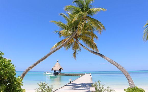 Votre extension à l'hôtel Canareef Resort Maldives 4*