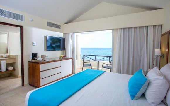 Poussez les portes de l'hôtel Impressive Premium Resort and Spa 5* à Punta Cana