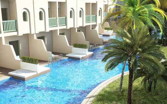 Luxe et raffinement en hôtel fraîchement rénové